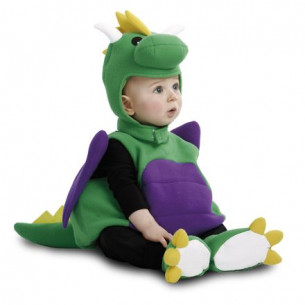 Disfraz de dinosaurio para...