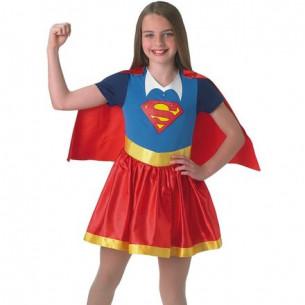 Disfraz Superman niña
