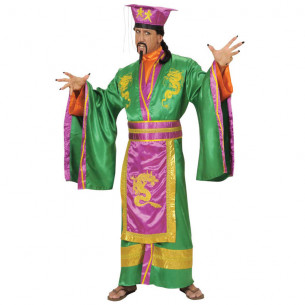 Disfraz Chino Colección