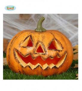 Calabaza Halloween decorativa