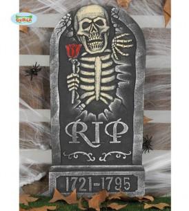 Lápida decorativa con...