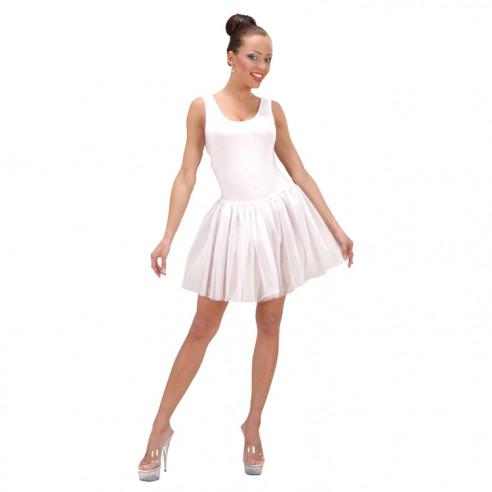 Disfraz Tutú Blanco