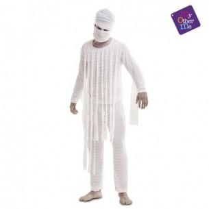 Disfraz de momia Halloween