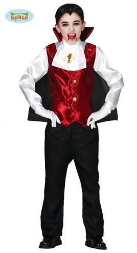 Disfraz Drácula niño