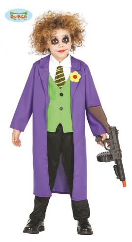 Disfraz payaso asesino niño