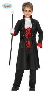 Disfraz de Vampiro niño Deluxe