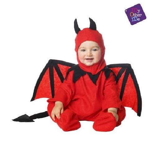 Disfraz diablillo bebé