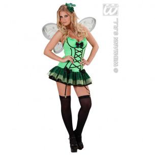 Disfraz Mariposa Verde