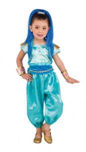 Disfraz Jazmin niña