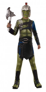 Disfraz de Hulk para niño