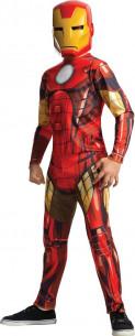 Disfraz Iron Man niño