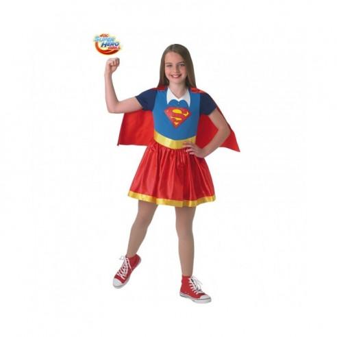 Disfraz Superwoman niña
