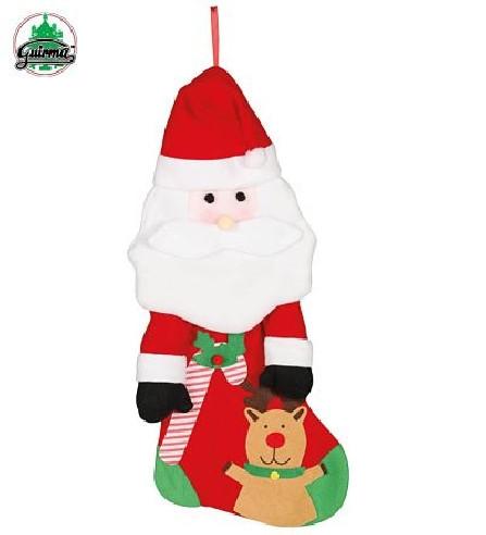 Bota Santa Claus decorativa