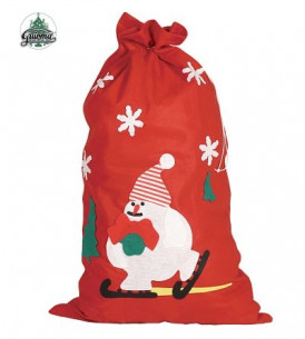 Saco Papa Noel decorativo