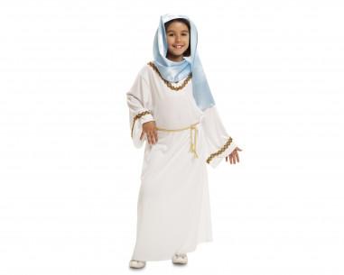 Disfraz Virgen Maria niña