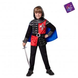 Disfraz caballero medieval...