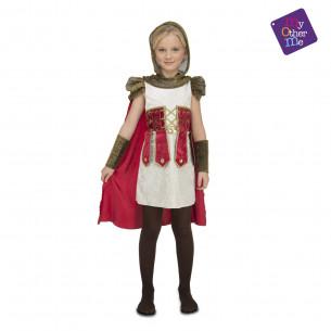 Disfraz guerrera niña