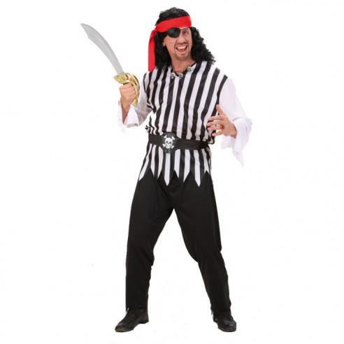 Disfraz hombre pirata