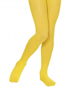 Medias amarillas niña