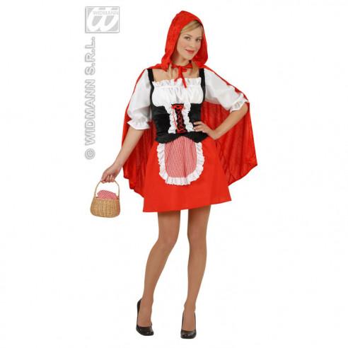 Disfraz Caperucita Roja Lujo