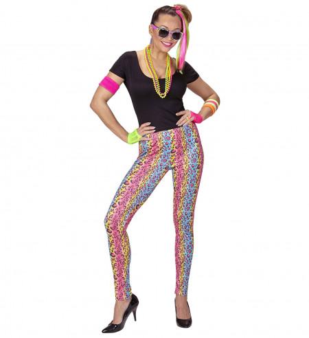 Disfraz chica años 80
