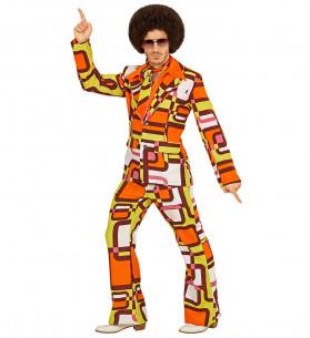 Disfraz chico disco años 70
