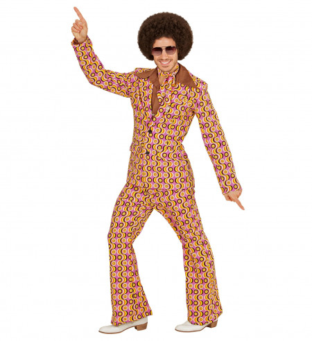 Disfraz chico Disco