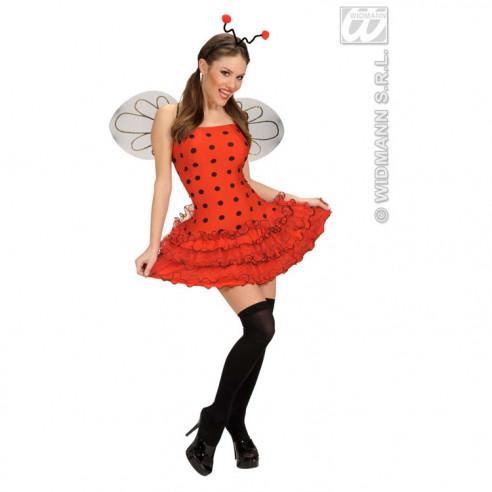 Disfraz Mariquita Lujo