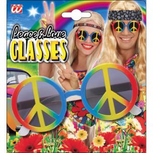 Gafas Paz y Amor