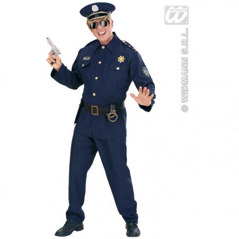 Disfraz Policía Lujo