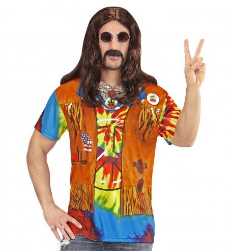 Camiseta hippie segunda piel
