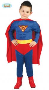 Disfraz de superhéroe para...