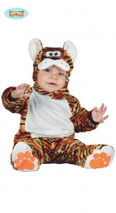Disfraz tigre bebé barato