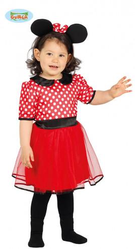 Disfraz Minnie bebé