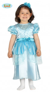 Disfraz princesa bebé