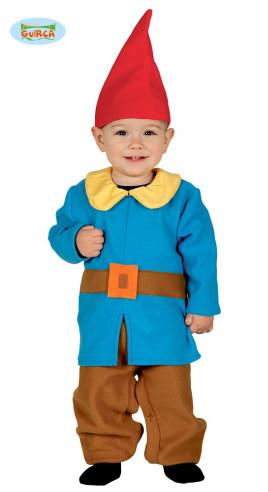 Disfraz gnomo bebé