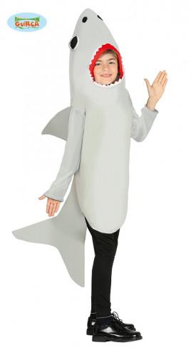 Disfraz tiburón niño