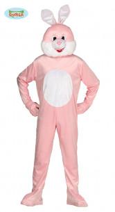Disfraz conejo rosa