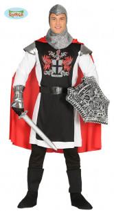Disfraz guerrero medieval