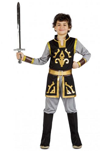 Disfraz guerrero medieval infantil