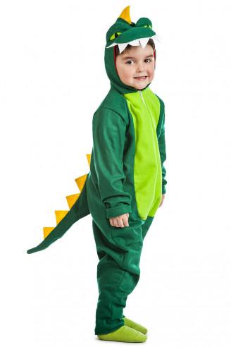 Disfraz dinosaurio infantil