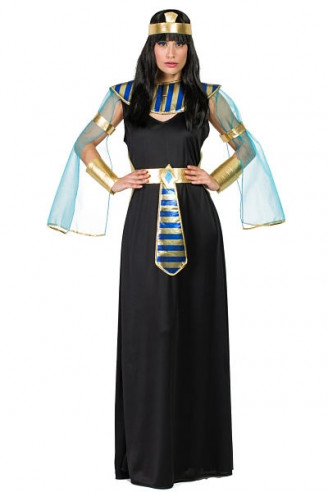 Disfraz Cleopatra negro
