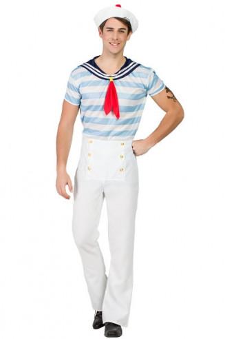 Disfraz marinero para adulto