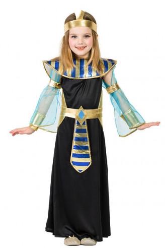 Disfraz egipcia niña barato