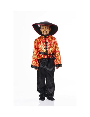 Disfraz chino niño barato