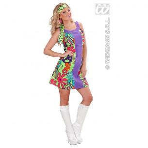 Disfraz Go-Go Hippie Girl