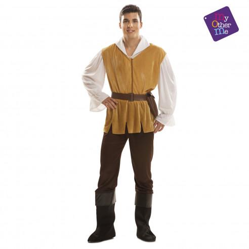 Disfraz campesino medieval