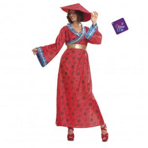 Disfraz de china adulta