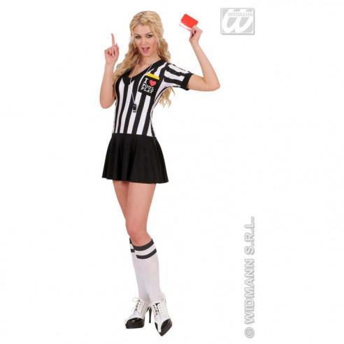 Disfraz Arbitro Mujer