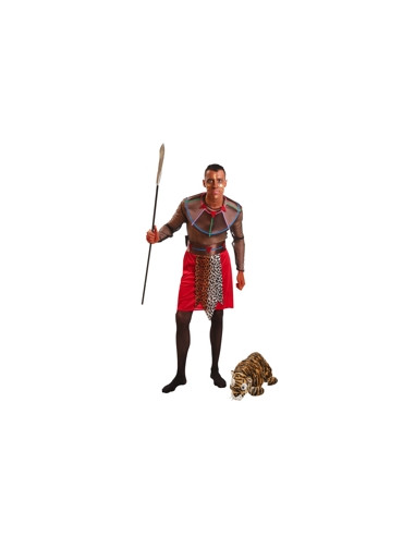 Disfraz africano barato
